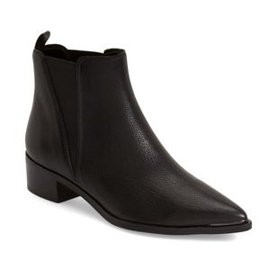 """Marc Fisher """"Yale"""" Booties size: 7.5"""